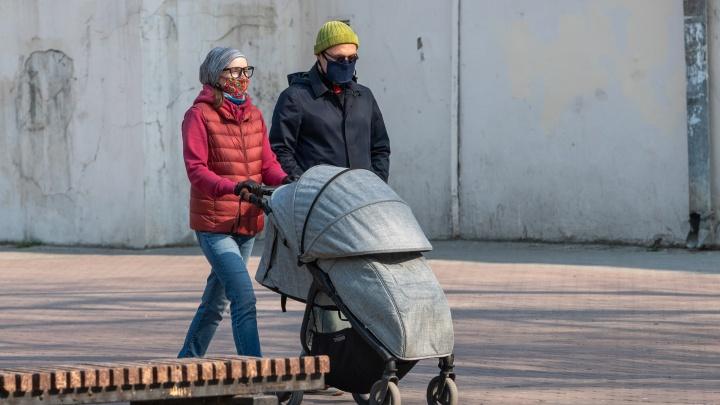 Александр Цыбульский пообещал проконтролировать выплаты семьям с детьми и врачам в Поморье. Видео