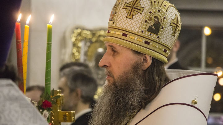«Вирусом управляет Бог»: бывший митрополит Архангельский и Холмогорский высказался про COVID-19
