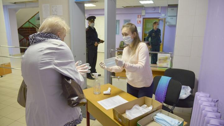 В Архангельской области проголосовало 26% избирателей