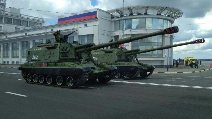 «Марш Победы» в Нижнем Новгороде: как это было