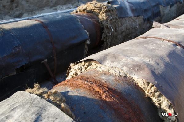 Концессионеры отключили воду из-за подключения участка длиной 500 метров