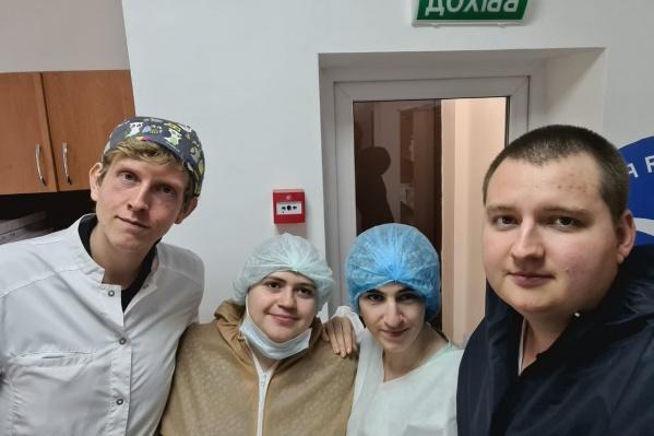 Игорь Чернобай (слева) рассказал, как судьба занесла его в Урюпинск и с чем он там столкнулся
