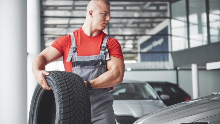 Предприниматели, продающие шины, смогут получить консультацию по подключению к системе «Честный ЗНАК»
