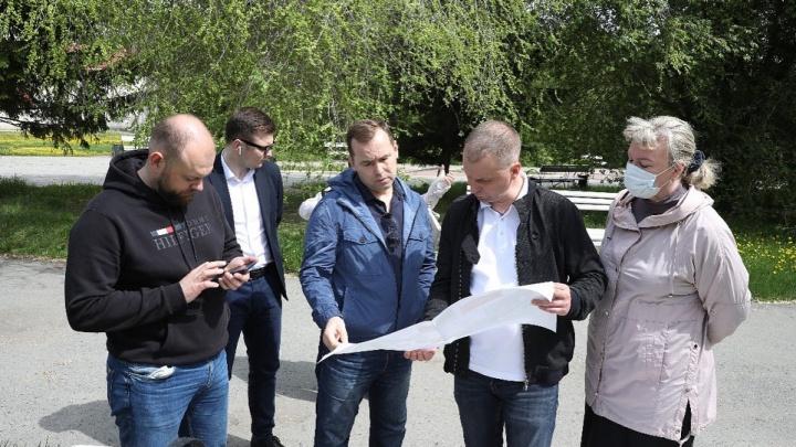 Вадим Шумков ответил на претензии курганцев, недовольных тем, что ремонтируют только центр города
