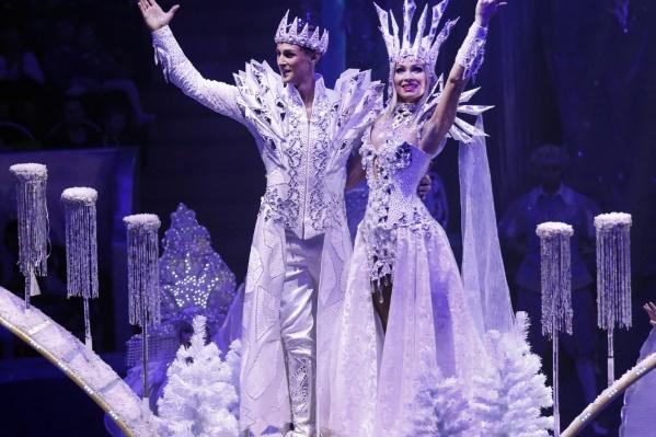 Самарцы увидят праздничную версию циркового спектакля
