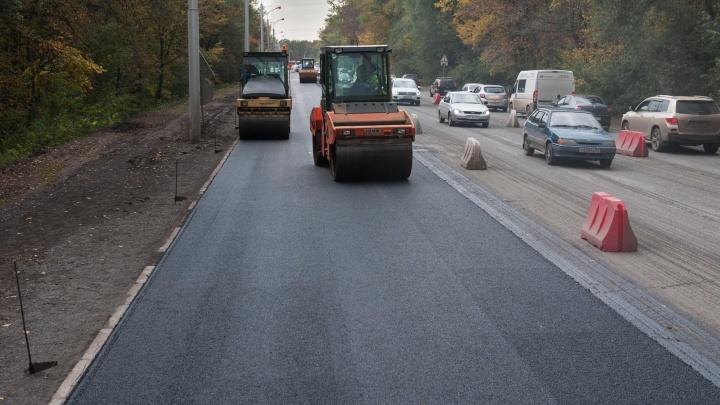 Уфимцы недовольны «безобразным» ремонтом дорог в центре города
