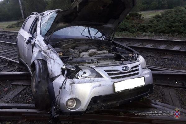 Легендарная Subaru Impreza не подлежит восстановлению