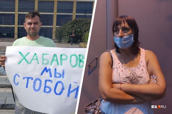 Адвокат задержанногоМарина Смирнова не смогла увидеть своего подзащитного Дениса Гауэрта, но поговорила с ним по телефону