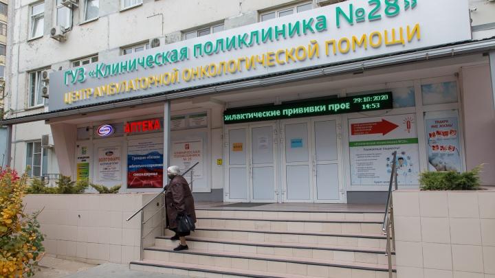 Волгоградские пенсионеры оказались основной мишенью коронавируса