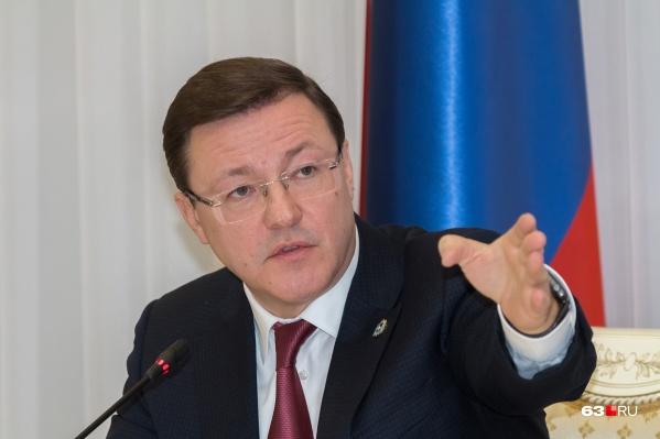 Глава региона огласил список сфер бизнеса, которые могут рассчитывать на помощь