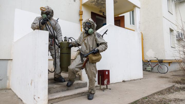 В Волгоградской области ввели режим повышенной готовности по коронавирусу
