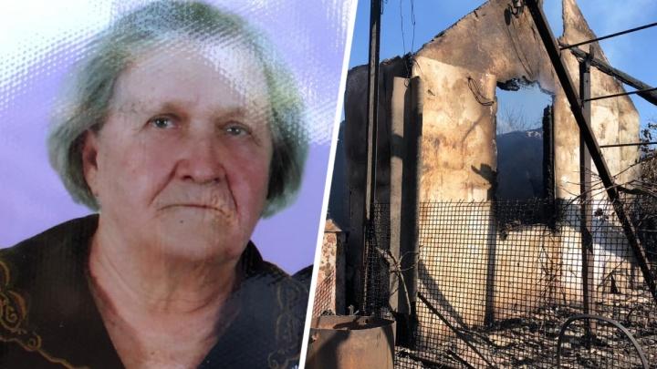 Семья погибшей при пожаре в Ростовской области получит миллион рублей