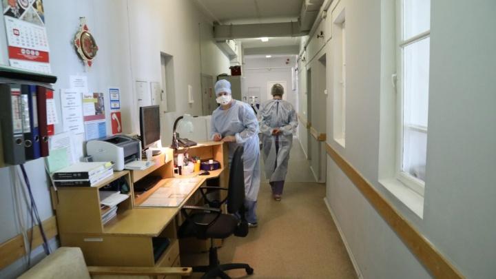 В какие районы направили новых заболевших. Данные оперштаба Архангельской области по коронавирусу