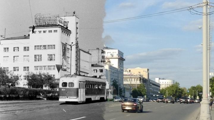 Скорая, мост с балетом и рабочий с кирпичами: какие подарки Екатеринбург получал на свои юбилеи