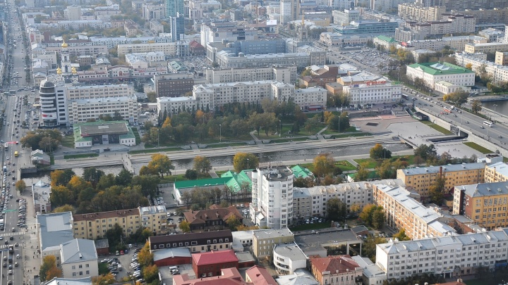 Жилая резиденция, дом-экосистема и кристалл: что появится в Ленинском районе в ближайшие пару лет