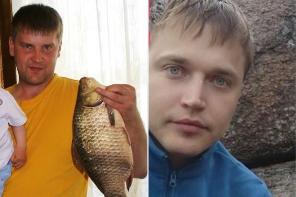 Слева — Павел Воронцов, справа — Михаил Краско