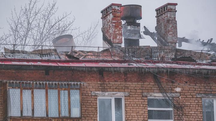 Жители сгоревшей пятиэтажки на Студенческой получат матпомощь. Но деньги дадут не всем