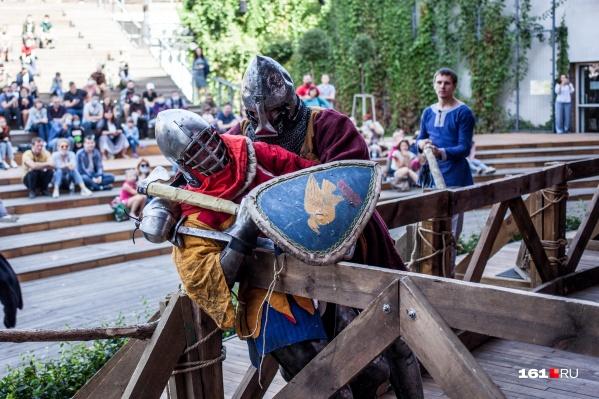 Фестиваль проходит каждый год в конце сентября