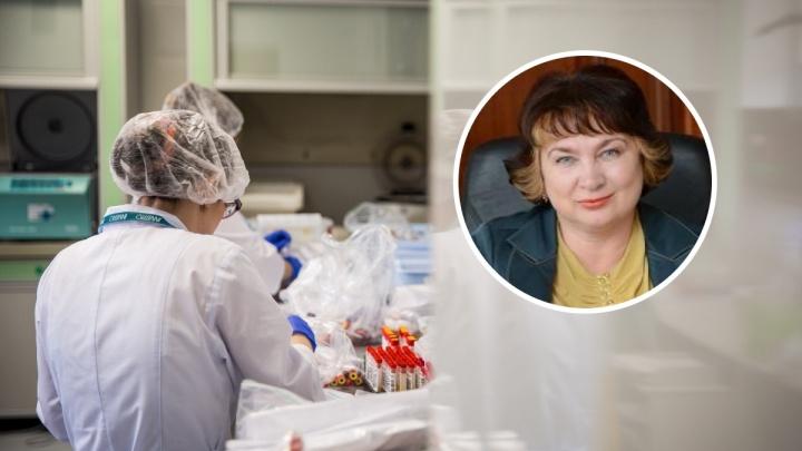 В Новосибирске умерла главный врач поликлиники №24