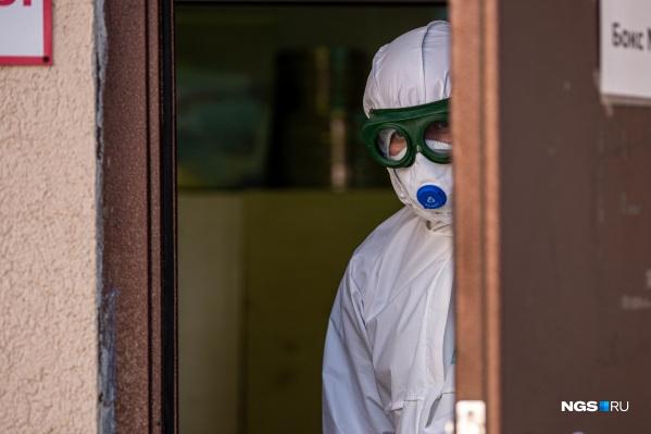 В Роспотребнадзоре говорят, что, скорее всего, завтра количество заболевших коронавирусной инфекцией в области увеличится