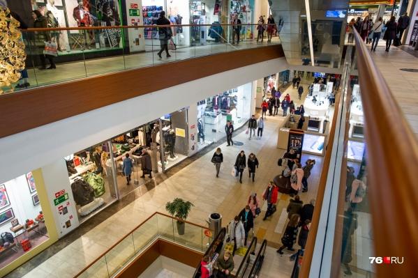 Помните еще, что такое шопинг?