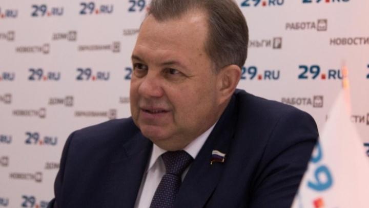 Путин наградил экс-мэра Архангельска Виктора Павленко за заслуги перед Отечеством