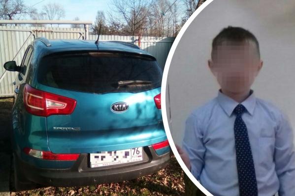Родители уверены, что нашли именно того самого водителя, который сбил их сына