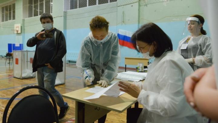 За 3 дня губернаторских выборов в избирком Архангельской области поступили 4 жалобы