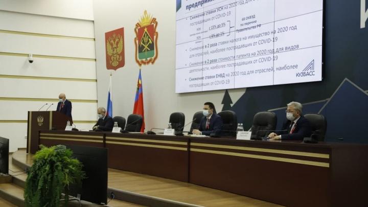 Цивилёв заявил, что в Кузбассе ни одну стройку из-за COVID-19 в этом году не остановили. Но это не так