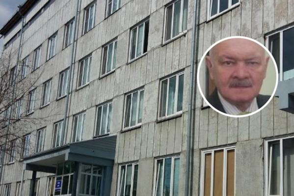 Николай Алексеевич, по словам коллег, болел коронавирусом и справиться с болезнью не смог