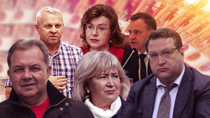 Депутаты Госдумы и члены Совфеда от Архангельской области отчитались о доходах за 2019 год
