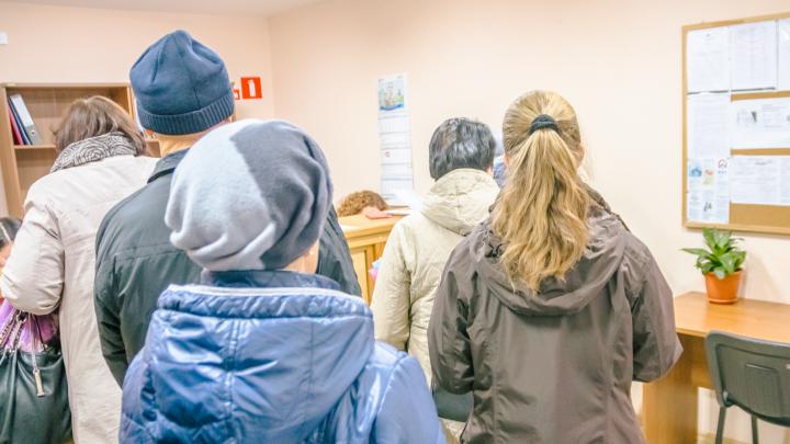 В Самаре коммунальные службы начали ограничивать прием граждан из-за COVID