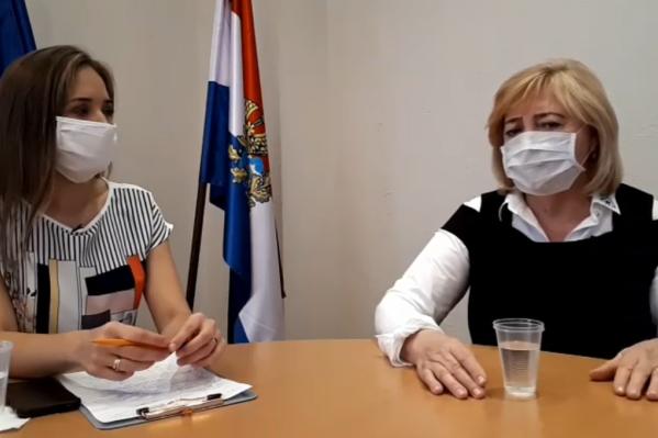 Галина Гусарова поделилась своими впечатлениями от пребывания в ковидном госпитале