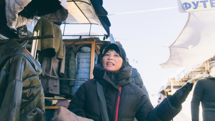 «Хлоркой всё мыли»: как китайская оптовка в Омске переживает мировую эпидемию коронавируса