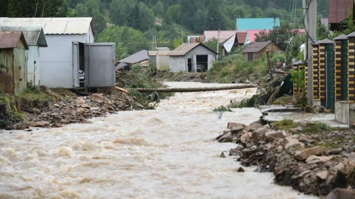 ЧП в Нижних Сергах — в топ-3: самые масштабные наводнения в Свердловской области за 10 лет