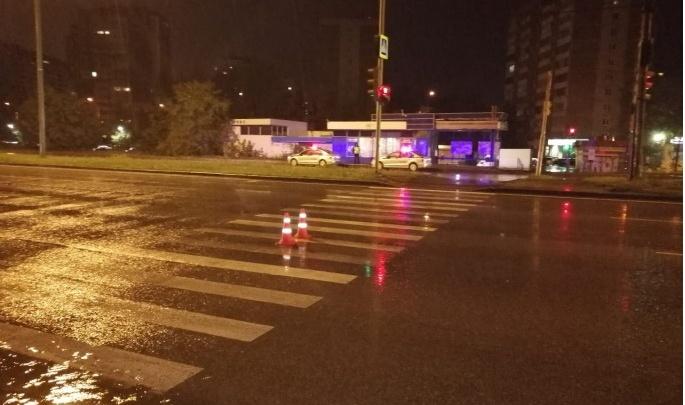 В Екатеринбурге будут судить водителя, который сбил двух подростков на зебре и скрылся