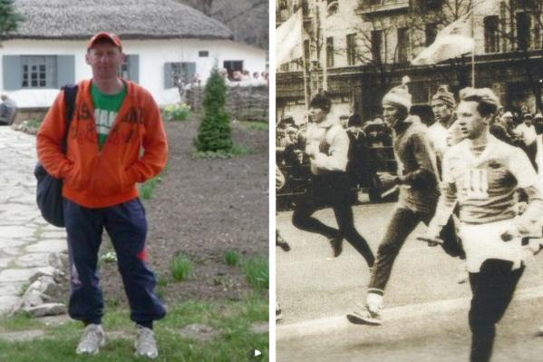 Всю жизнь Владислав Коршунов занимается легкой атлетикой