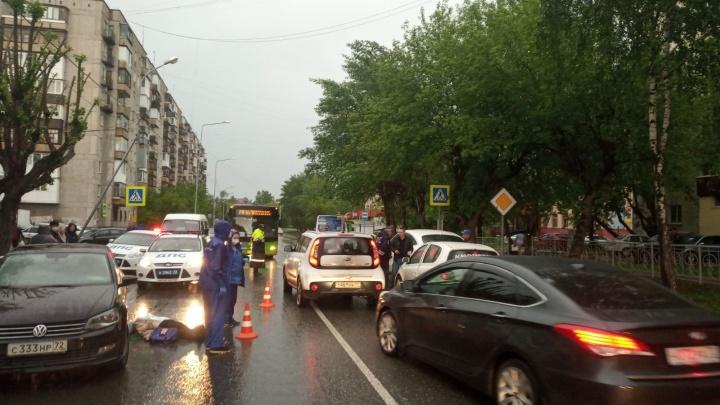 На улице Мира 80-летний водитель насмерть сбил пожилую женщину