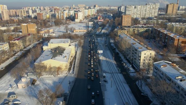 Стала известна стоимость строительства двухуровневой развязки на Ново-Садовой