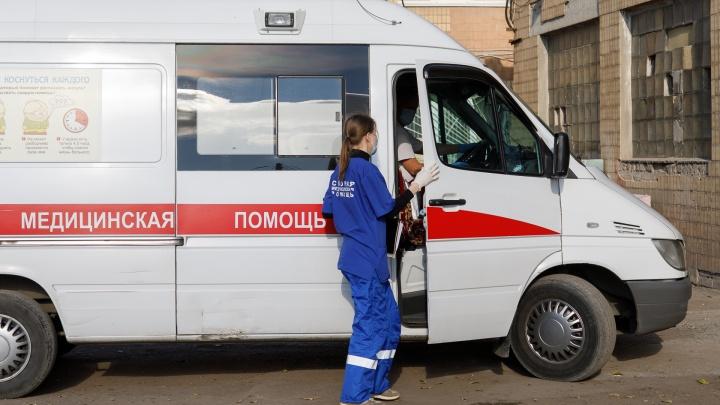 «Лекарства не понадобились»: волгоградец, спасший из огня старушку, рассказал, как борется с COVID-19