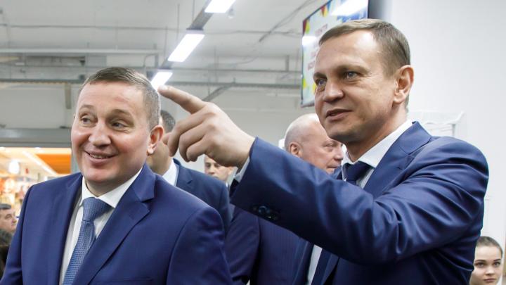 Губернатора просят отпустить заместителя на пост главы Федерации футбола Волгоградской области