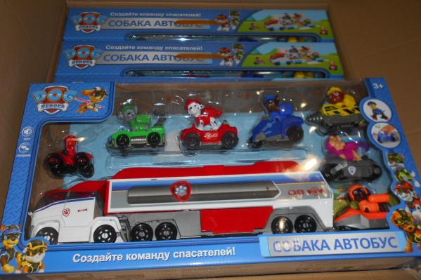 Производители игрушек решили улучшить продажи за счет использования раскрученных брендов
