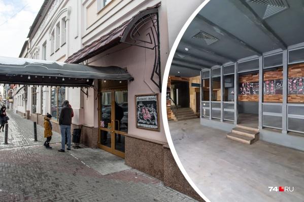 Новый бар откроют в нескольких шагах от Кировки — в одном из помещений ресторана ASADO