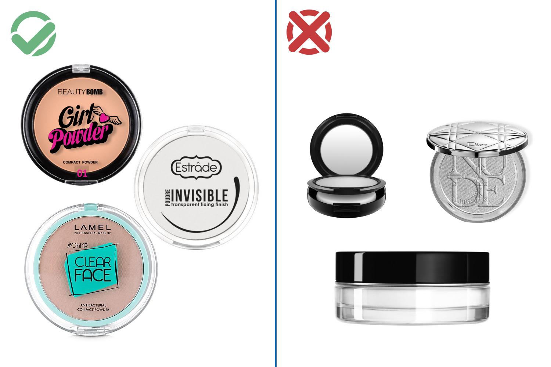 Beauty Bomb стоит 299 рублей /MAC Studio Fix Powder Plus Foundation — 2500 рублей