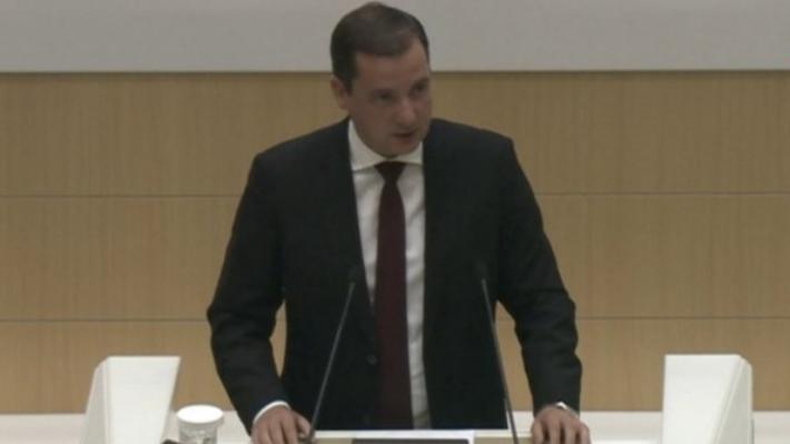 Александр Цыбульский предложил за счет федеральных средств компенсировать убытки бюджета региона