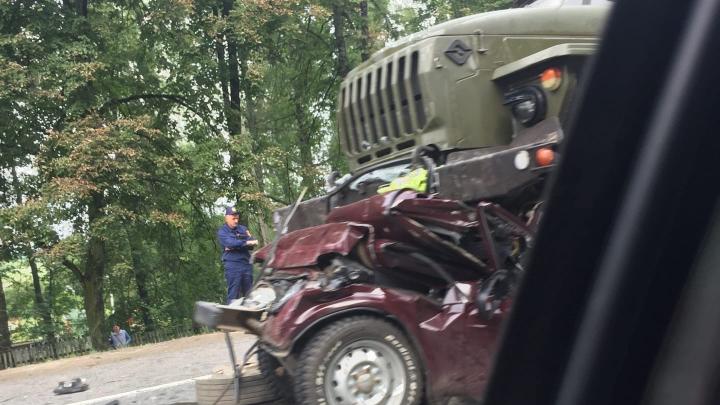 В ДТП с военными грузовиками в Петровске умерли два человека. Что известно о погибших