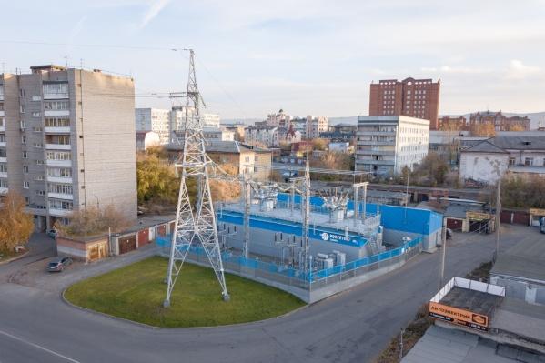 После модернизации подстанции «Молодежная» надежность энергоснабжения потребителей в центре Красноярска увеличилась на 70%