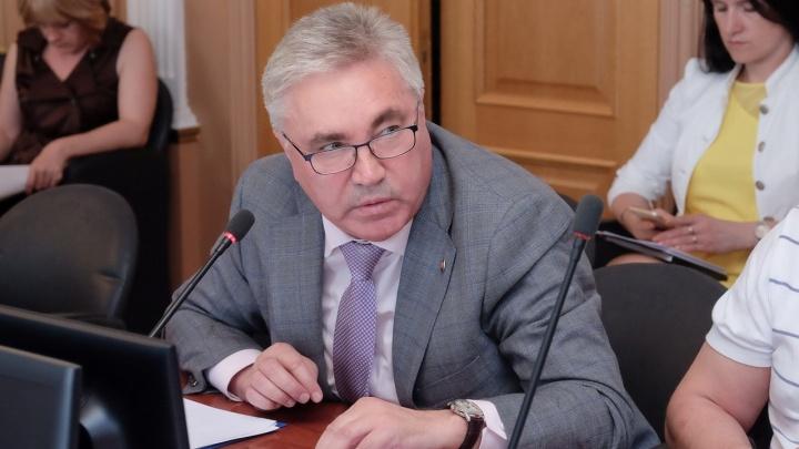 Советника гендиректора «ЛУКОЙЛ-Пермь» сделают почетным гражданином города