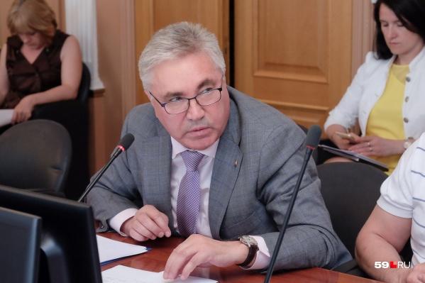 Владимир Жуков — советник гендиректора ООО «ЛУКОЙЛ-Пермь»