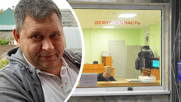 В Екатеринбурге несколько недель ищут мужчину, который приехал работать таксистом